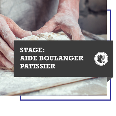 Stage : AIDE BOULANGER-PATISSIER