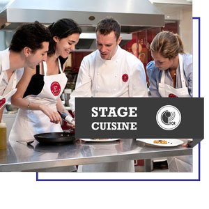 Stage : Cuisine
