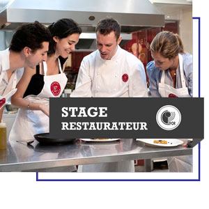 Stage : Restaurateur