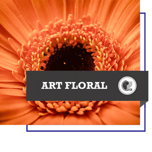 Art de la table - Art floral
